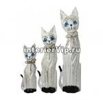 Статуэтка 3 кота