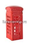 Подсвечник керамический Telephone Box