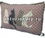 Подушка декоративная Котики