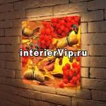 Лайтбокс Осенний натюрморт 45x45-068