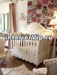 Кроватка детская ALICE VOLPI 6100/B + 6100/C