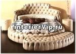 Кровать PAOLO LUCCHETTA TIFFANY ROUND letto