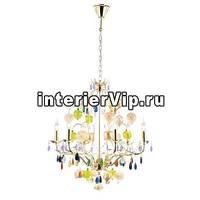 Подвесная люстра Arte Lamp Ricchezza A2011LM-6GO