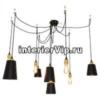 Подвесная люстра Lussole Loft LSP-9869