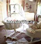 Кроватка детская ALICE PIEDE CAPRI VOLPI 5910
