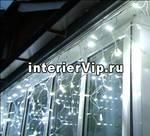 Бахрома светодиодная уличная 300см белая (UL-00001365) ULD-B3010-200/TWK WARMWHITE IP67