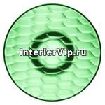 Kartell 4752/VE - Вешалка настенная Jelly (зеленая) диаметр 19см