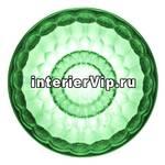 Kartell 4754/VE - Вешалка настенная Jelly (зеленая) диаметр 9см