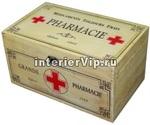 Коробочка для хранения лекарств Аптечка