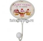 Вешалка-крючок Fairy cakes