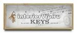Ключница подвесная Keys белая