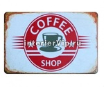 Табличка Coffee shop