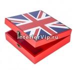 Шкатулка декоративная Британский флаг
