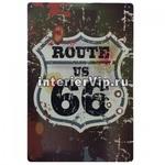 Табличка Route 66