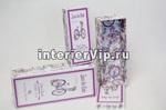 Набор подарочных коробок с цветочным принтом (3шт)