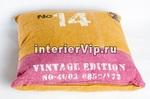 Подушка декоративная №14