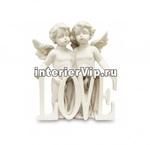 Статуэтка LOVE с ангелочками
