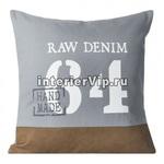 Наволочка на подушку Raw Denim
