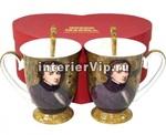 Чайный комплект из двух чашек Chopin