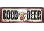Табличка Good beer