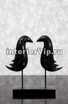Фигурка декоративная Black Birds