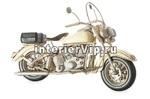 Фигурка декоративная Мотоцикл