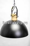 Светильник подвесной черный